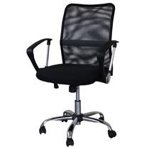Cadeira Escritorio Presidente, Braço E Base Em Alumínio