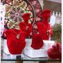 Expositor Joias Bijuterias De Natal Dia Namorados Vermelho
