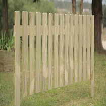 Cerca Para Jardim Cerca Fixa De Madeira 100x120cm 1 Un