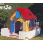 Projeto Casinha De Boneca P/ Crianças 4m Quadrados Português