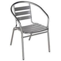 Cadeira Poltrona Mor 100% Aluminio - Pronta Entrega