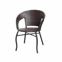 Cadeira Garden Rattan Varanda Sacada