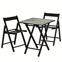 Conjunto Tramontina Aconchego 1 Mesa E 2 Cadeiras Tabaco
