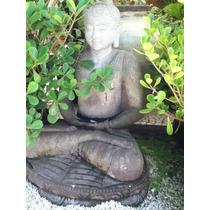 Buda De Pedra Importado De Bali Varios Modelos