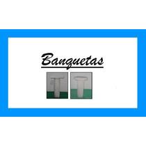 Banquetas De Concreto Para Praças, Jardim E Condominos