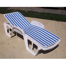 Almofada Para Cadeira Espreguiçadeira - 1,81 X 57 X 3cm