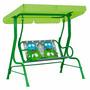 Cadeira De Balanço Gatoons 75 X 110 Cm Verde Mor (10716)