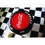 Mesa De Centro Coca Cola Ou Outras Marcas Pneu De Corrida