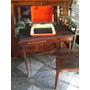 Escrivaninha Antiga + Cadeira...