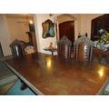 Baixei Show Sala De Jantar Cm 8 Cadeiras E Buffet Em Madeira