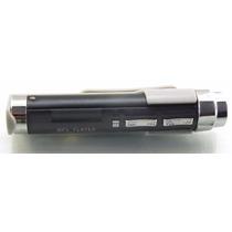 Mp3 Player Bastao De 2gb Preto Compacto Com Clip A7024