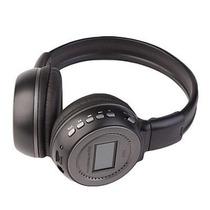 Fone De Ouvido Headphone Sem Fio Cartão Sd Rádio Fm Mp3