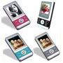 Mini Mp4 Player Com Visor S/ Memória Com 400 Musicas P Entre