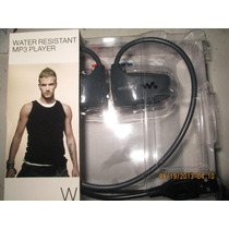 Sony 8gb Mp3 Player Water Resistant