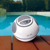 Rádio Mp3 Player Aqua Dancer À Prova D Água