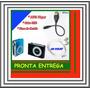 10 Mini Mp3 Player Slim - Micro Sd 08 Gb + Cabo Usb + Fone