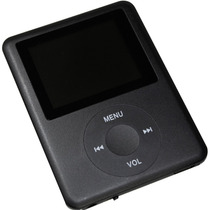 Mp4 Player Mp3 Fm Video Gravador De Voz Lcd Micro Sd L478pj