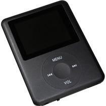 Mp4 Player Mp3 Fm Video Gravador De Voz Lcd Micro Sd L478pj