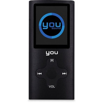 Mp4 Player 16gb Mp3 Musica /gravador De Voz Pronta Entrega