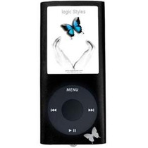 Mp4 Player Logic Fl670 Com 4gb(expansível) Pronta Entrega