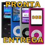 Mp4 Player + Gravador Voz + Radio Fm + Fone + Usb + Filmes