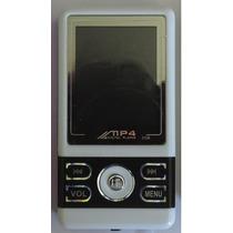 Mp4 Mp3 2g Fm Marca Digital Player Em Preto Com Branco