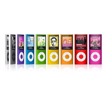 Mp3 Mp4 Player Slim Lcd 1.8 Radio Fm - Pronta Entrega**