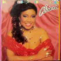 Lp Vinil - Alcione - Da Cor Do Brasil - 1984