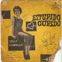 Ep. Compacto Estúpido Cupido - Celly Campello