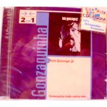 Cd Gonzaguinha - 2 Em 1 -azul- Original-cdlandia