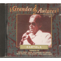 Cd - Série Grandes Autores - Cartola
