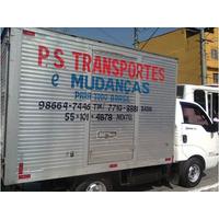 Carretos, Mudanças, Fretes, 01 Real Km Viagens 1198664-7446