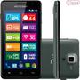 Tablet Android Ms5 3g Dual Chip Tela 4.5 Preto Gps S/ Juros