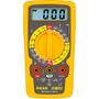 Multimetro Digital Lcd Cat I 600v 3½ Dig Acdc Hikari Hm-1000