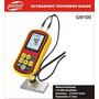 Medidor De Espessura Ultrassom 1.2 A 220mm