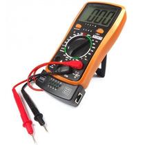 Multimetro Digital Teste De Rede E Telefonia C/ Usb Hy4300