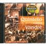 Cd Quinteto Violado Canta Vandré - Novo Lacrado Raro