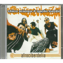 Chico Science & Nação Zumbi - Cd - Ver O Video