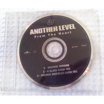 Another Level - From The Heart ( Cd Promo Single Brasil)