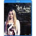 Avril Lavigne Live In Calgary 2007 Blu-ray Raro Novo Lacrado