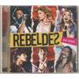 Cd Rbd Rebeldes - Ao Vivo ( Lacrado - C/bonus ) Emi 2011