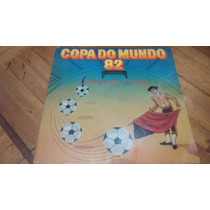 Lp Vinil Compacto Copa Do Mundo 82 - Raro