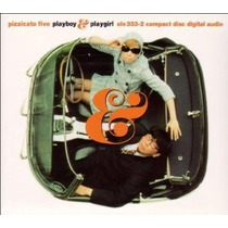 Pizzicato Five International Playboy & Plagirl Record Jap