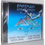 Cd Asia - Fantasia Live In Tokyo ( Cd Duplo )