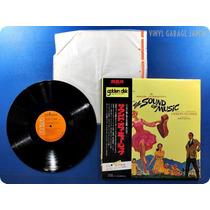 Sound Of Music.vinil Importado Japan.com Obi Ano 1972
