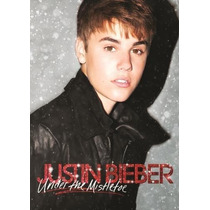 Kit Dvd + Cd Justin Bieber Under The Mistletoe Deluxe Lacrad