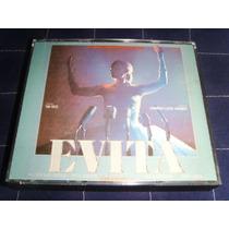 Cd - Evita - Version Original En Espanol - 2 Cd