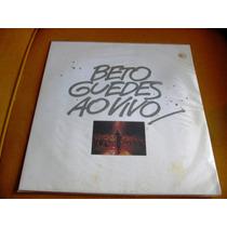 Lp Zerado Beto Guedes Ao Vivo Part Caetano Veloso