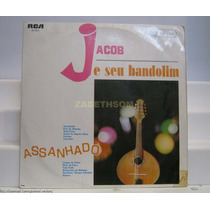 Jacob E Seu Bandolim - Assanhado - Lp Vinil Rca Camden 1966