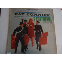 Disco De Vinil Lp Ray Conniff ´s Continental Lindoooooooo